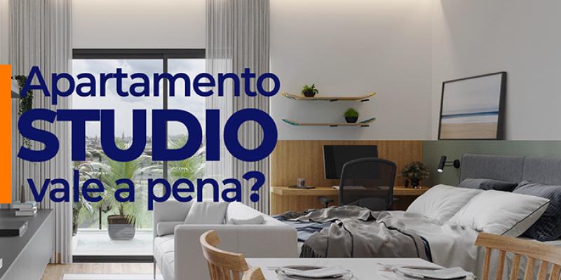 O apartamento Studio vale a pena?