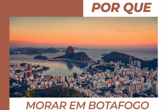 Por que morar em Botafogo